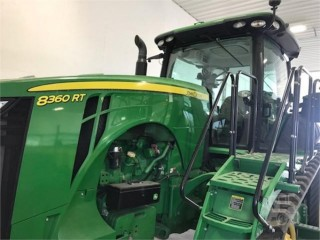 2011 JOHN DEERE 8360RT For Sale In Buhl, Idaho