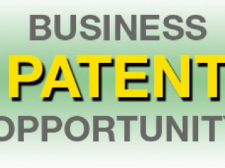 Business Opportunity - Patent for Sale