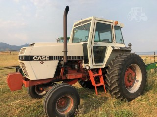 1979 J I Case 2590 Tractor For Sale In Livingston, Montana 59047