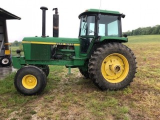 1978 John Deere 4430 Tractor For Sale in Odon, Indiana 47562