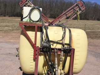 Hardi 210 Gallon 3PT Sprayer For Sale In Harrisburg, Pennsylvania 17112