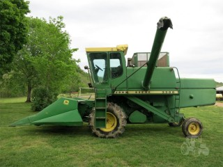 John Deere 3300 Combine For Sale Liberty, Kentucky 42539