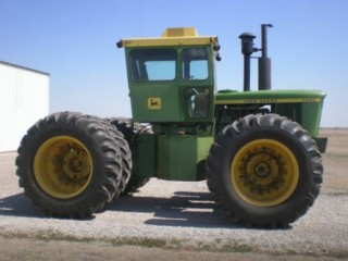 1973 John Deere 7520 Tractor For Sale in Alva, Oklahoma 73717