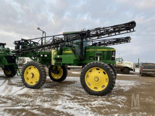 1998 John Deere 4700 Sprayer For Sale In Minot, North Dakota 58703