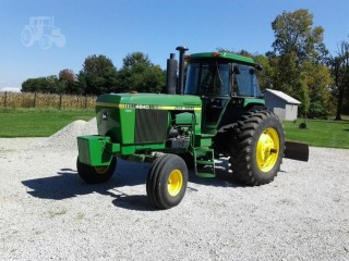 1978 John Deere 4840 Tractor For Sale In Connersville, Indiana 47331