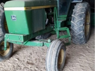 1975 John Deere 4430 Tractor For Sale In Connersville, Indiana 47331