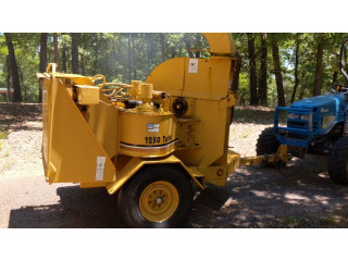 Vermeer 1250 BC Turbo Chipper - diesel