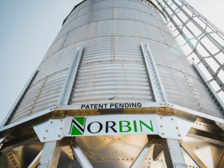 NorBin: A New Grain Hopper & Full-Floor Air System
