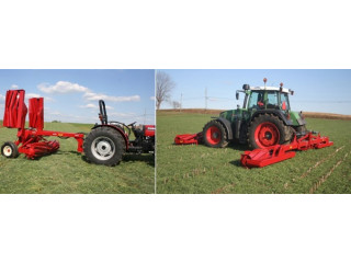 For Sale: I & J Crop Roller or Crimpers for rolling cover crops
